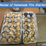 Review of Homemade Firestarters