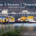 The Top 5 Reasons I Prepare