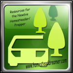 Resources for the Newbie Homesteader/Prepper