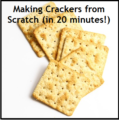 how to make soda crackers from scratch