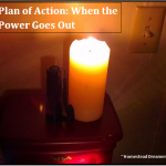 Plan of Action: When the Power Goes Out