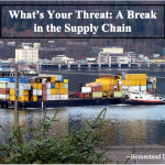 What's Your Threat: Break in the Supply Chain