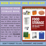 The Food Storage 'Bible' – Book Review