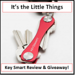 It's the Little Things: Key Smart Review
