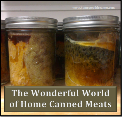 World of Home Canned Meats