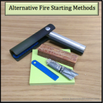Alternative Fire Starting Methods