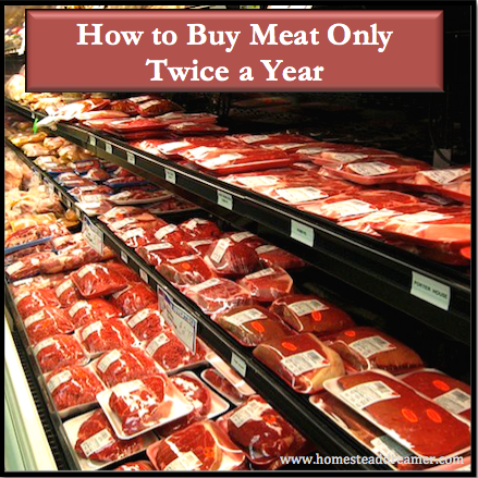 Meat Twice a Year