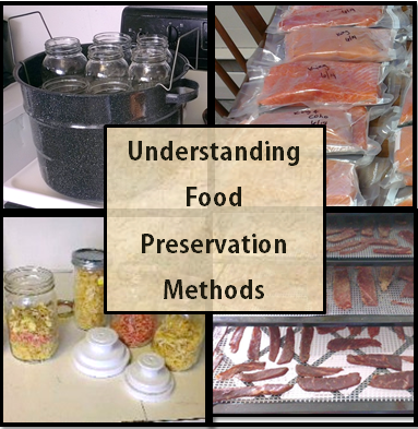 methods of food prservation Cooling/freezing the activity of micro-organisms and enzymes is halted when food is frozen allowing food and nutrients to be preserved for long periods of time in the case of refrigeration.