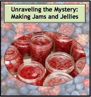 Making Jams and Jellies