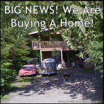Big News: We Are Buying a Home!