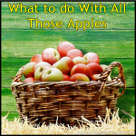 What to Do With All Those Apples