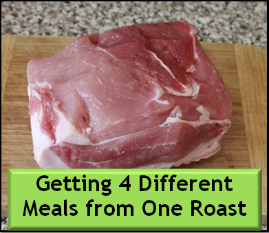 Getting_4_Different_Meals_from_One_Roast