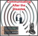 Communicating After the Disaster