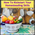 How To Kickstart Your Homesteading Skills